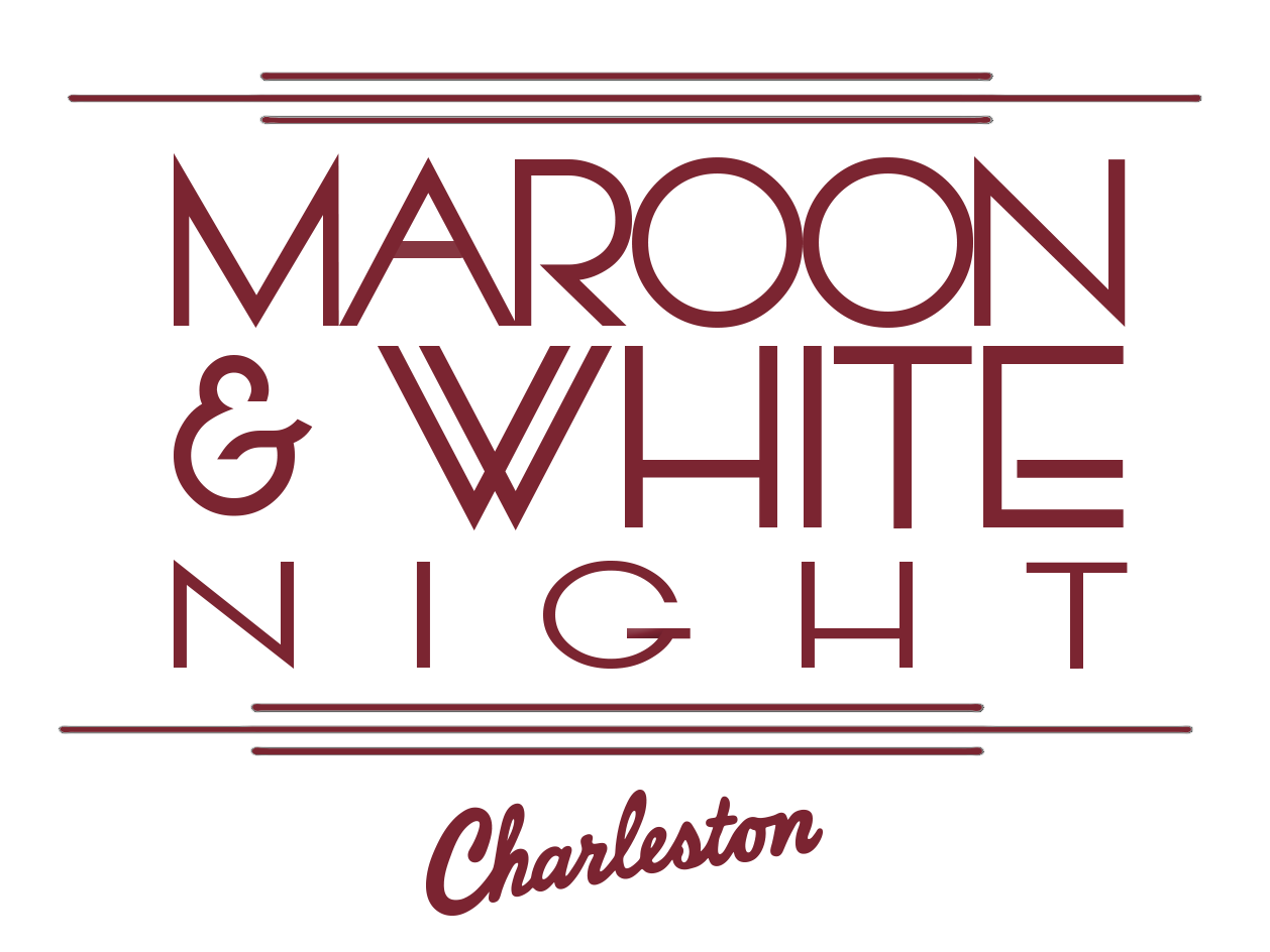 Maroon & White Night