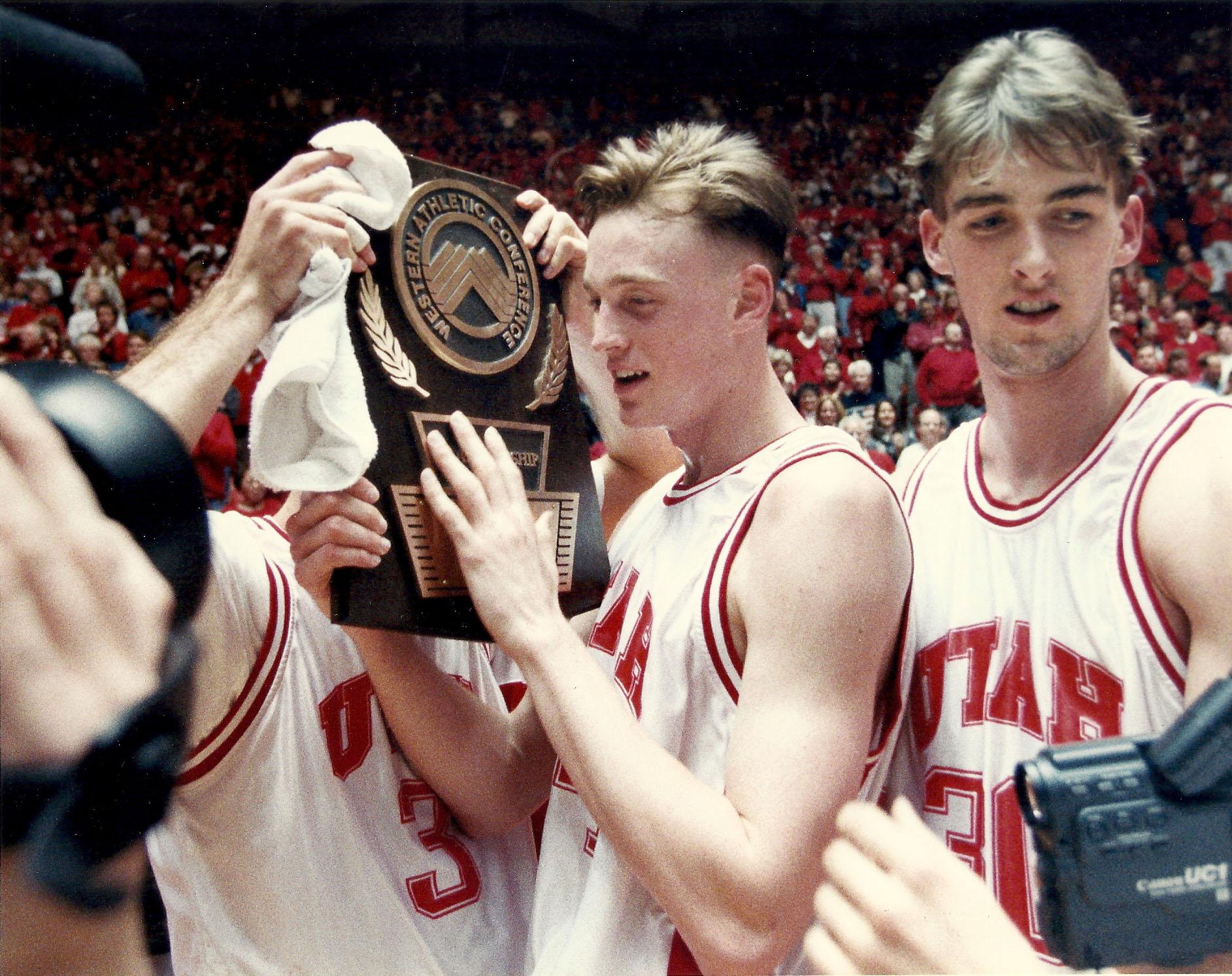 Utah Men s Basketball