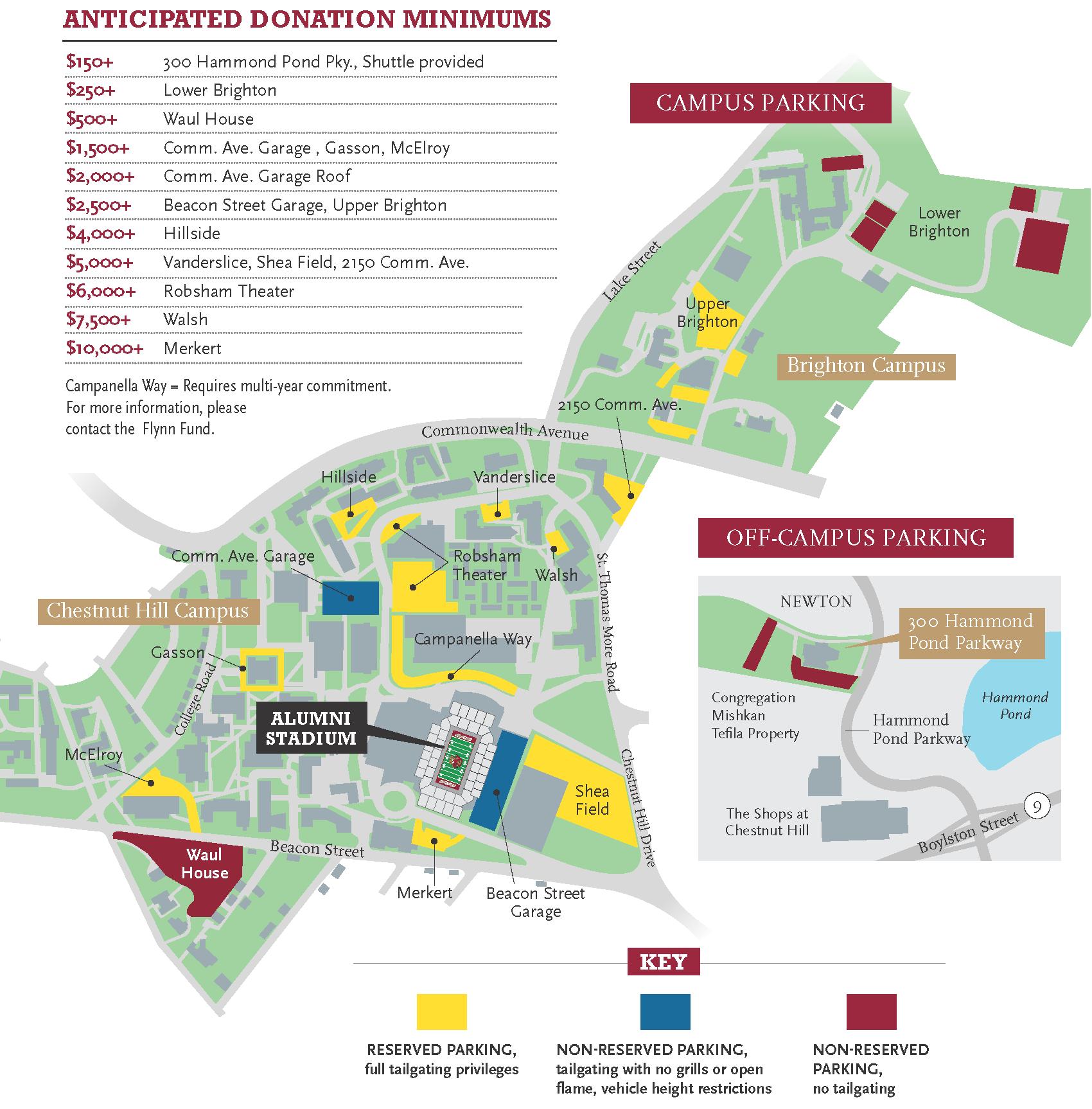 boston college chestnut hill map Boston College Flynn Fund boston college chestnut hill map