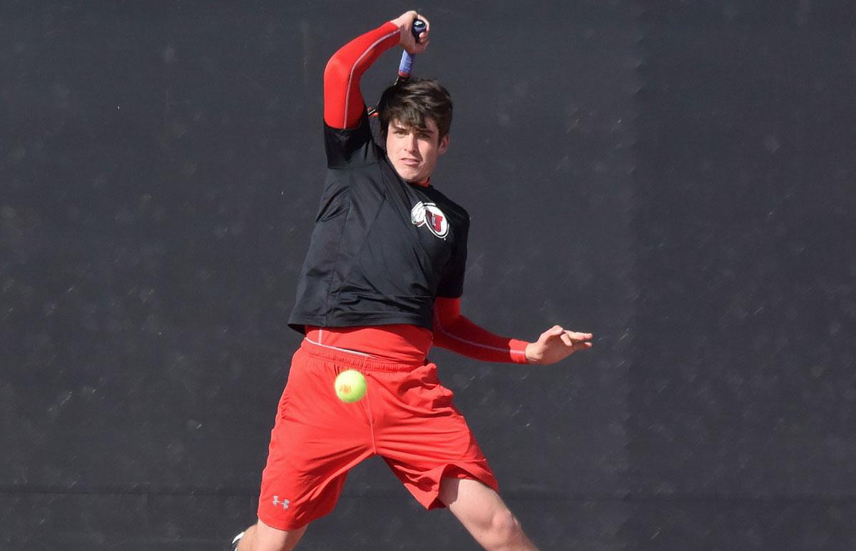 Utah Athletics Men S Tennis